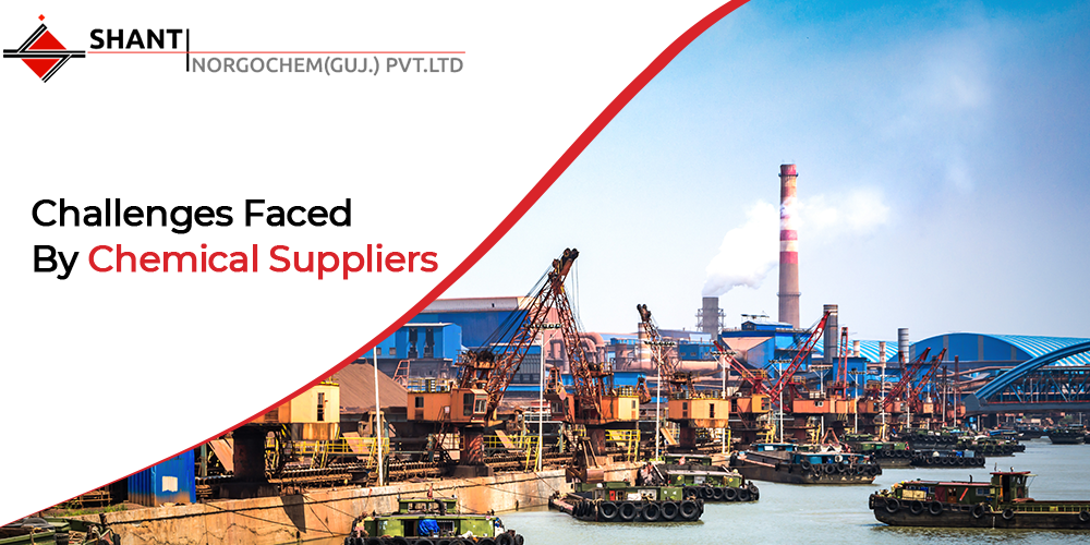 Challenges Faced By Chemical Suppliers
