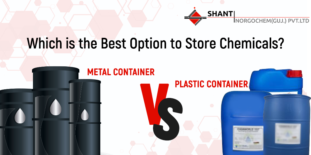 Metal vs Plastic Containers