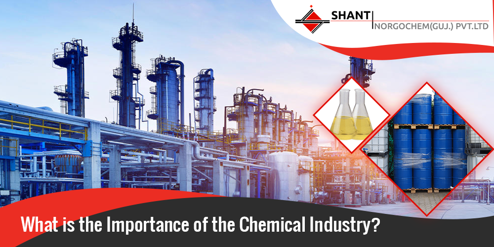 Importance of Chemical Industry