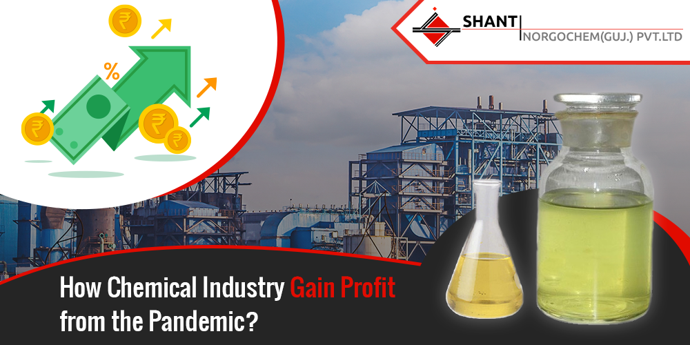 Chemical IndustryGrowth from the Pandemic