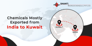 Chemicals Exported from India to Kuwait
